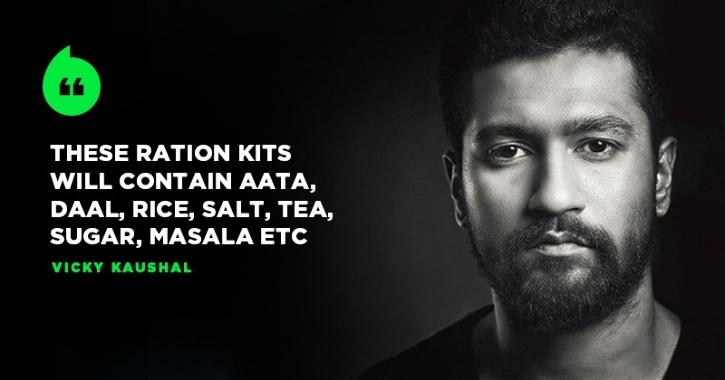 After Donating Rs 1 Crore To PM Cares Fund, Vicky Kaushal Is Helping To Raise Funds For Daily Wage Workers