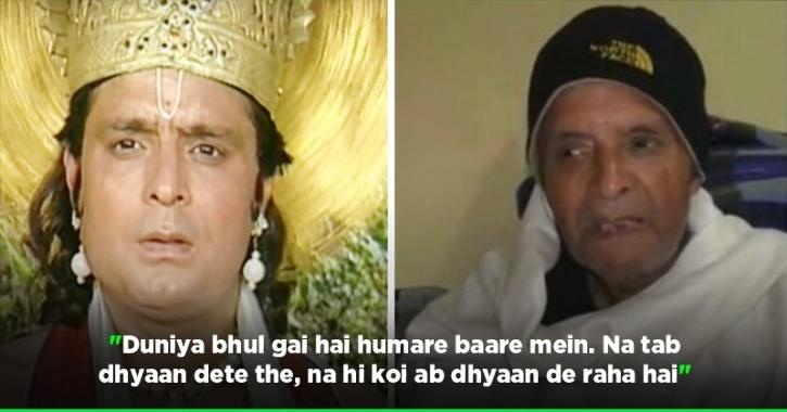 Mahabharat Actor Satish Kaul Is Facing Financial Crisis, Was Forced To Live In An Old Age Home