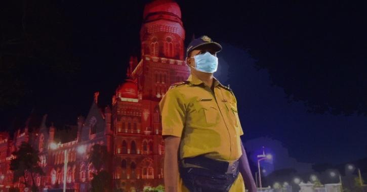 Maharashtra police corona