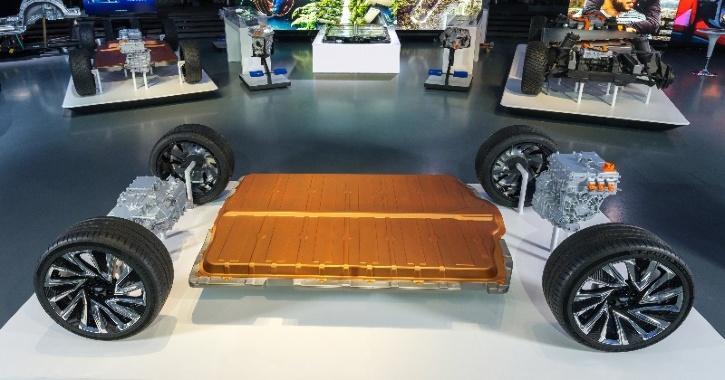 GM Ultium Batteries