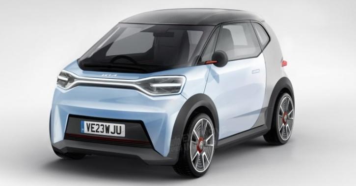 Kia Electric Car