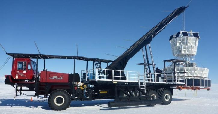 NASA Antarctic Impulsive Transient Antenna