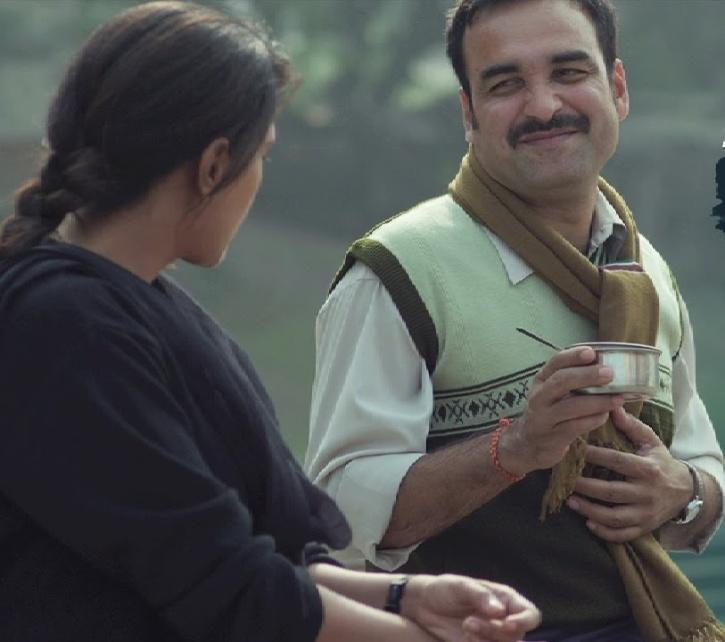 Pankaj Tripathi in Masaan