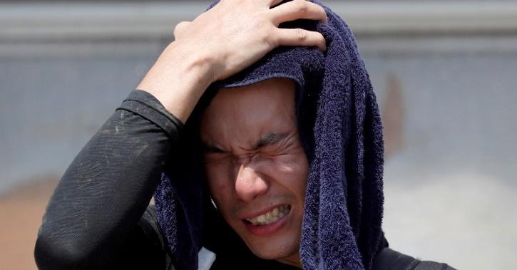 Extreme Humid Heat
