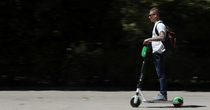 England E-Scooter Trials