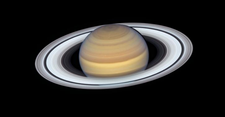 Saturn NASA Hubble Telescope