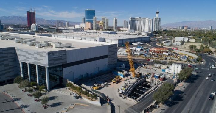 The Boring Company Las Vegas Project