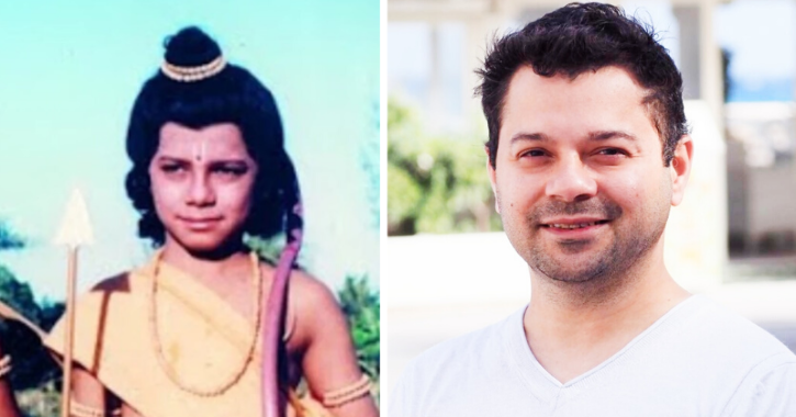 32 Years After The Release Of 'Uttar Ramayan', Here's What Luv And ...