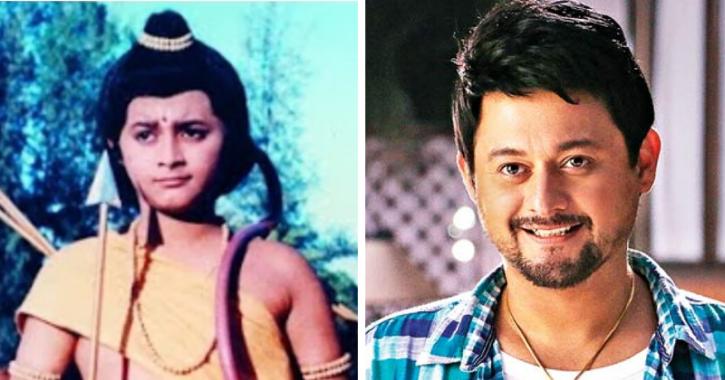 Swwapnil Joshi essayed the role of Kush in Uttar Ramayan.