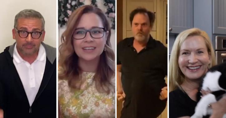 The Office Cast reunion.