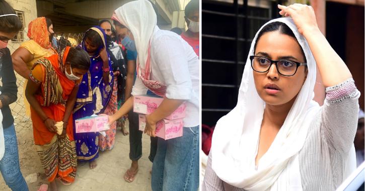 After Sonu Sood, Swara Bhasker Helps In Sending 1,350 Migrant Workers From Delhi To UP & Bihar