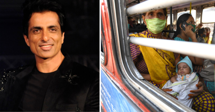 Sonu Sood Feels Honored After Migrant Family Expressed Gratitude By Naming Their Baby After Him