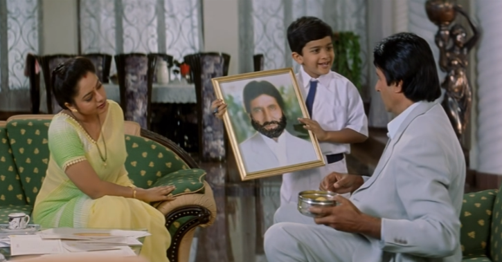 Amitabh Bachchan Sooryavansham