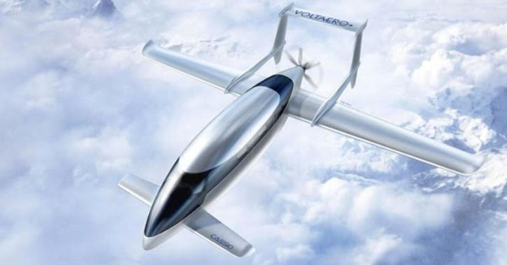 VoltAero Cassio Hybrid Electric Aircraft