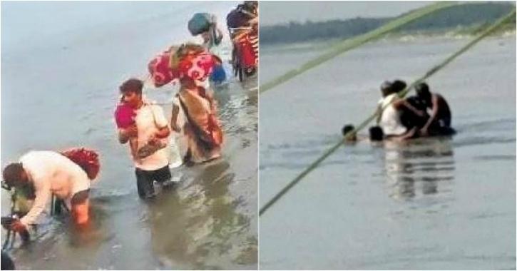 migrants yamuna