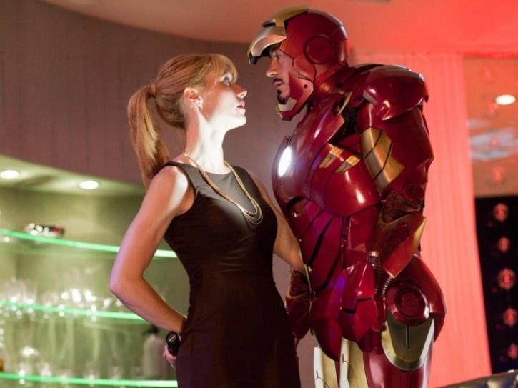 Iron Man 2 Deleted Scene Makes Fans Go Gaga Over Robert Downey Jr & Gwyneth Paltrow's Chemistry