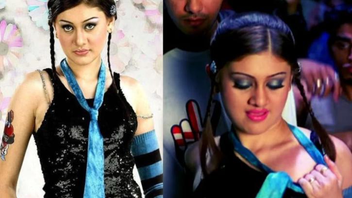 Kaanta Laga girl Shefali Zariwala