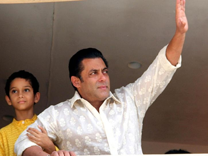Not A Film This Year, Salman Khan To Release A Special Music Video As Surprise Eidi For Fans