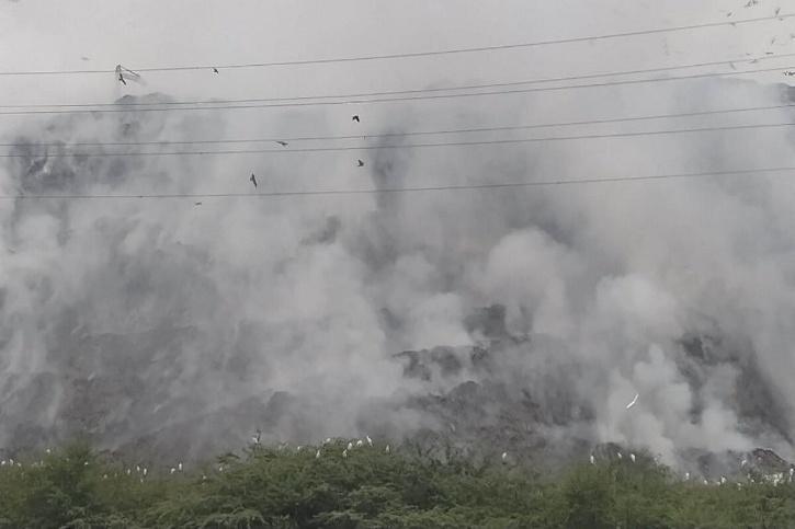 Ghazipur Landfill