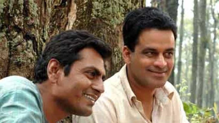 Nawazuddin Siddiqui and Manoj Bajpayee in Chittagong / Youtube