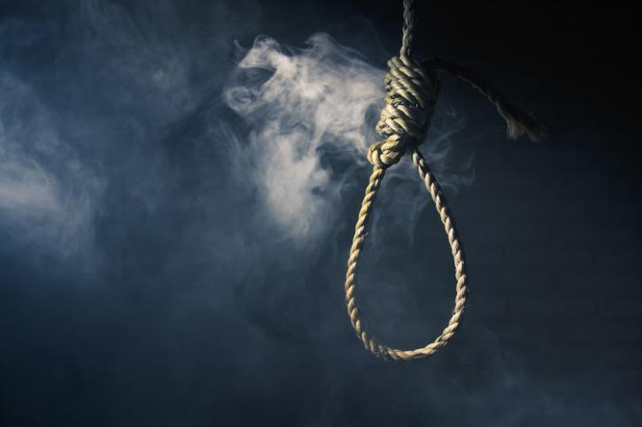 representative image hanging