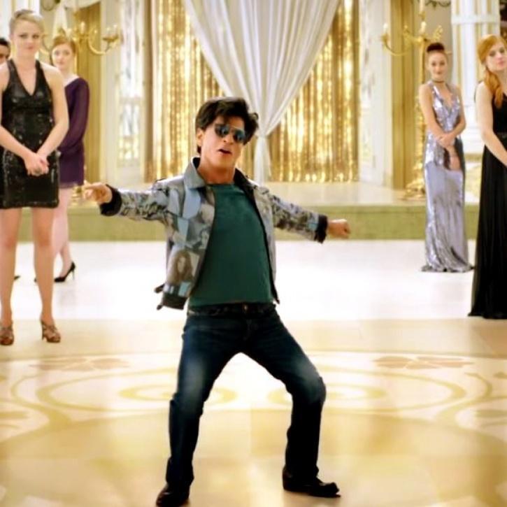 Shah Rukh Khan in Zero / Twitter