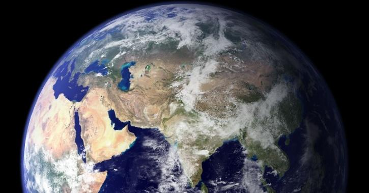 earth healed no2 pollution decrease nasa