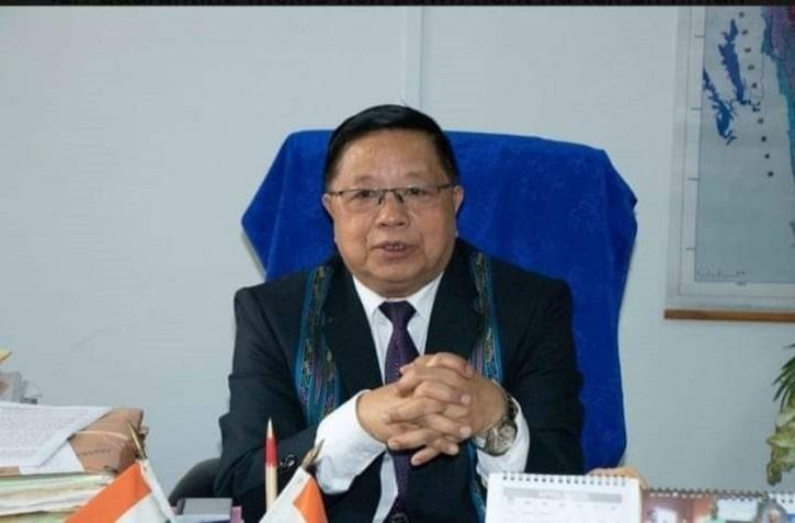 Health Minister Dr R Lalthangliana