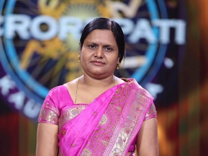 Anupa Das becomes third woman crorepati on Kaun Banega Crorepati 12.