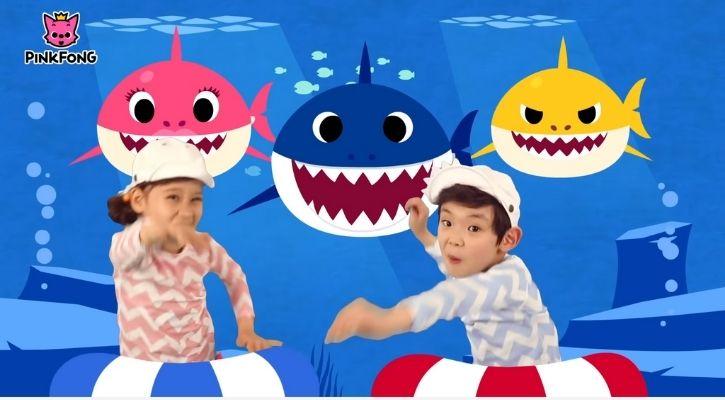 baby shark do do video