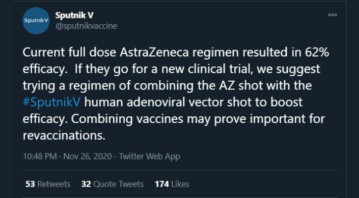 Oxford-AstraZeneca vaccine