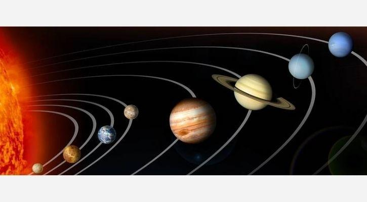 solar system november planets