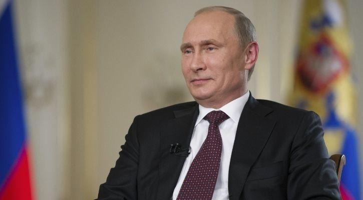 vladimir putin russia president