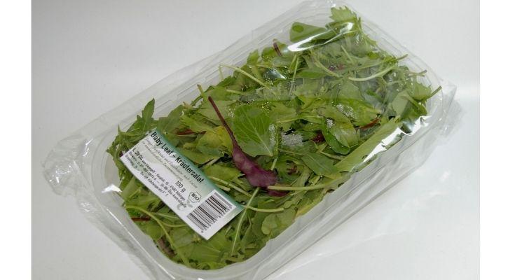 bioplastic waste