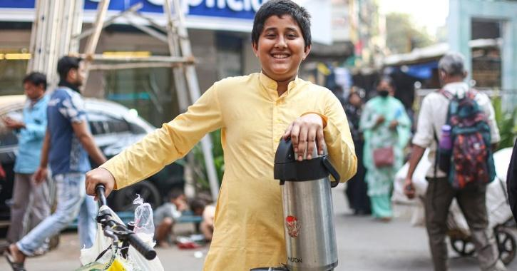 n his interview to Humans of Bombay, the unnamed boy revealed that his mother lost her job amid the coronavirus pandemic.