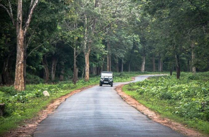 the duo had travelled ahead and was out of Kodagu, thus refusing to return