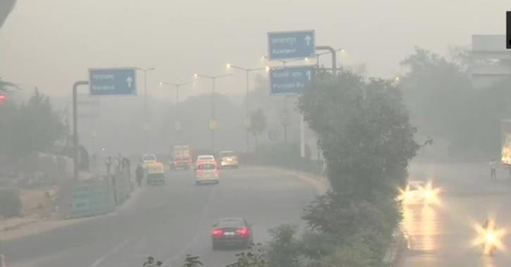Delhi University, Pusa Road, Lodhi Road, Mathura Road, IIT-Delhi, Indira Gandhi International Airport (Terminal-3) and Ayanagar recorded air quality in the