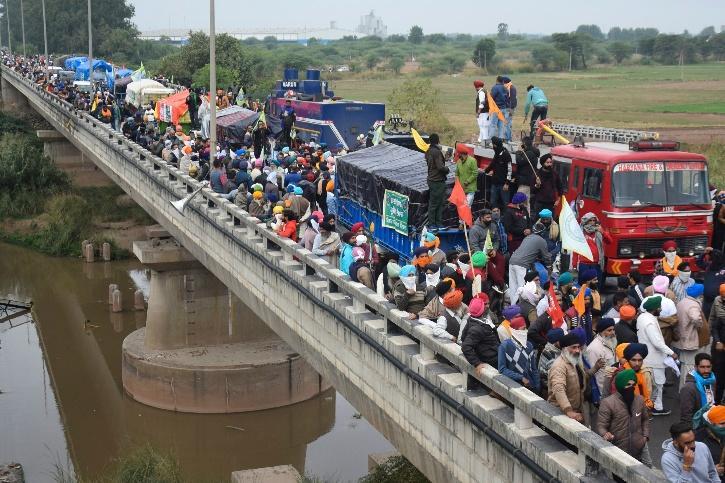 Delhi Chalo, Delhi Farmers Protest, Farmer Protest March, Punjab Farmers