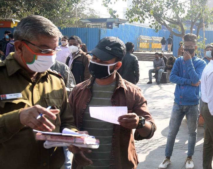 Delhi Maks Fine