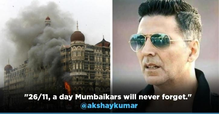 Never Forget The Sacrifice Of Heroes Of 26/11 Mumbai Terror Attack: Celebs Remember The Martyrs