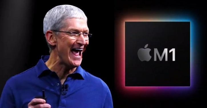 apple m1 cpu