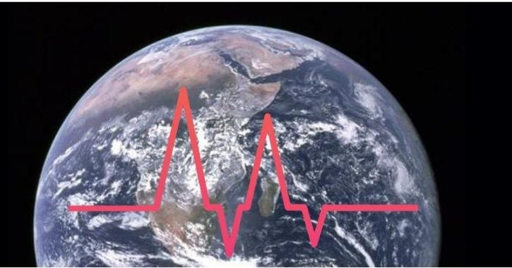 Earth pulse microseism