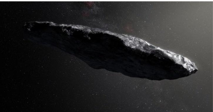 Asteroid bernama 153201 2000 WO107 itu akan menyapu bumi dengan kecepatan 56.000 mph