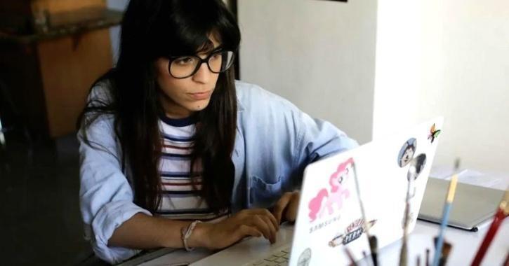 women developers in india