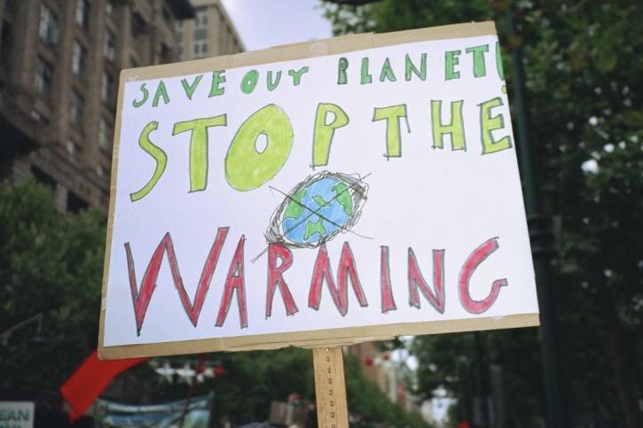 Global warming wont stop