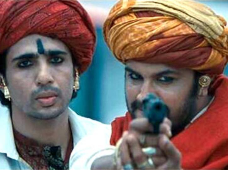 Sharad Kelkar in Goliyon Ki Raasleela Ram-Leela.