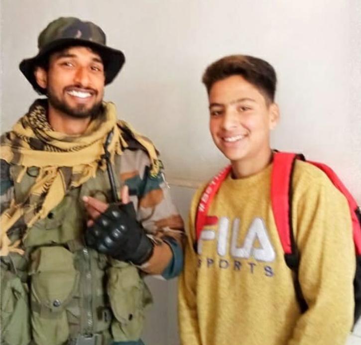 Col Ashutosh Sharma and Major Anuj Sood