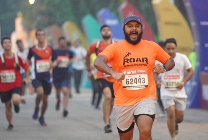 Airtel Half Marathon