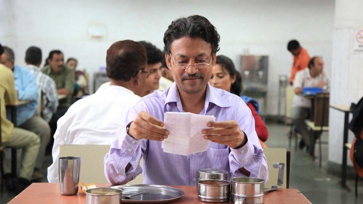 Irrfan Khan in The Lunchbox / IMDB