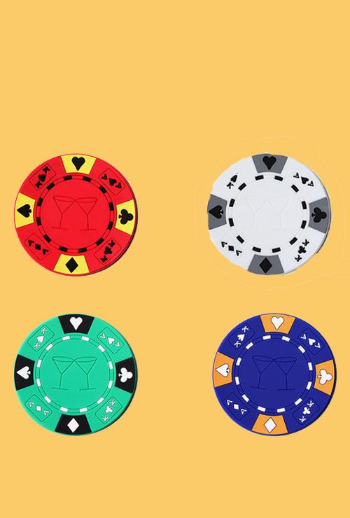 MensXP Shop, Poker Coasters, Bollywood diwali party